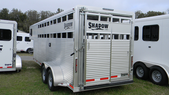 Shadow Livestock Trailers for Sale
